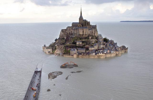 Histoire d'une course #6 : le marathon du Mont Saint-Michel, par PoneyFou