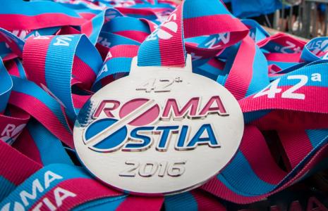 Histoire d'une course #4 : le semi Roma-Ostia de Magic Monkey