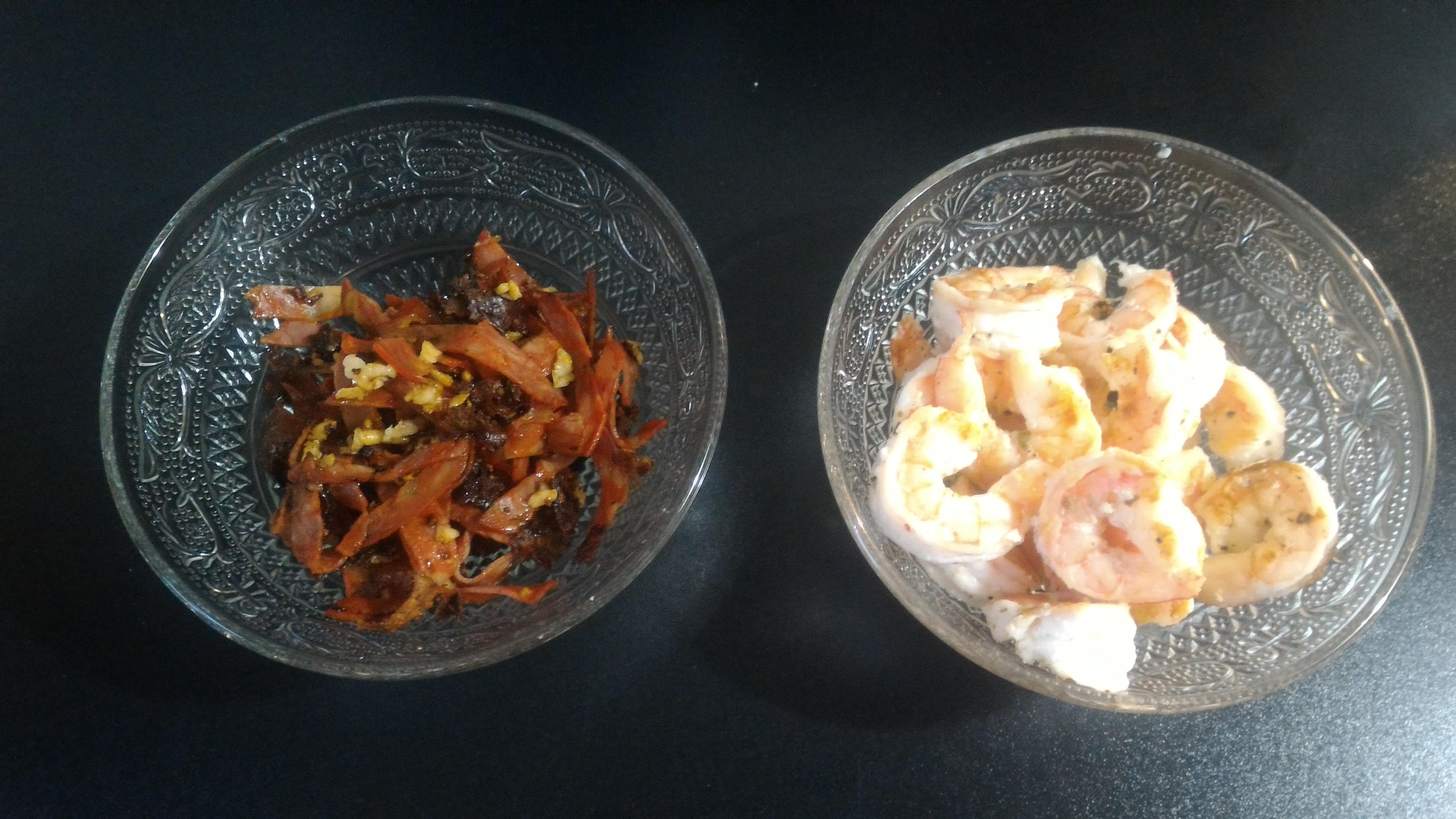 Qu'est-ce qu'on mange #3 : Les Spaghetti Chorizo Et Crevettes