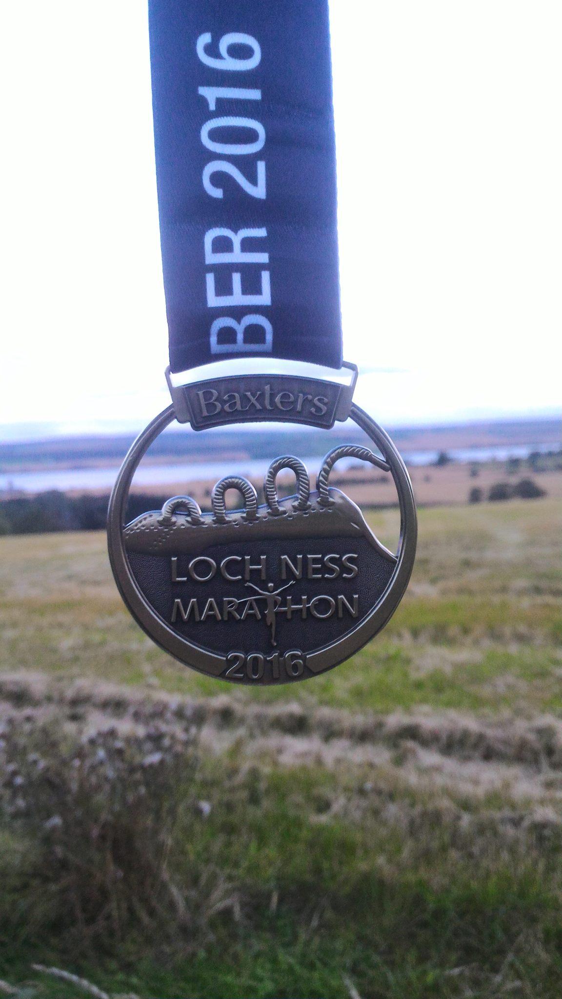 Histoire d'une course #10 : le Marathon du Loch Ness, par PetitBouquetin