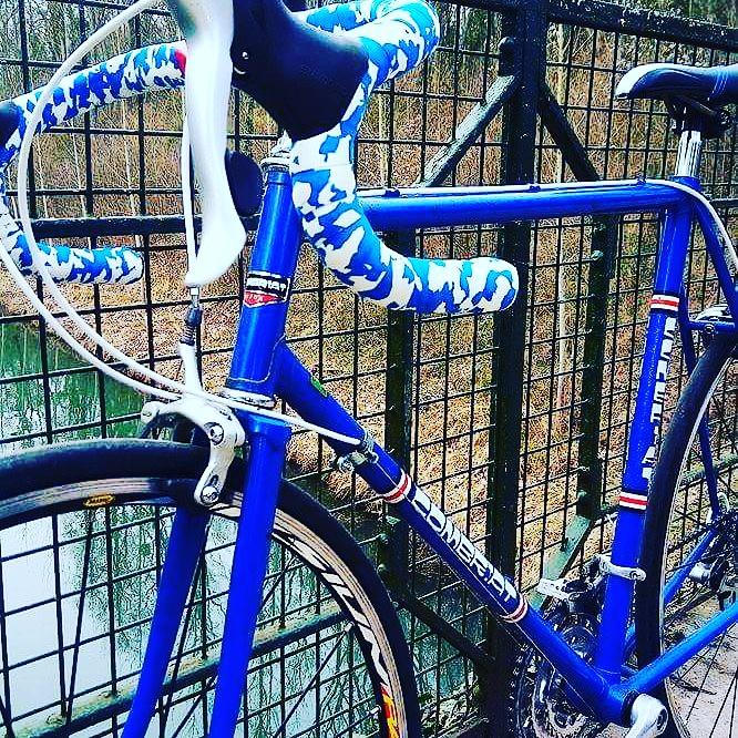 A bicyclette #1 : Comment je me suis vautrée en vélo, me suis fait mal, ai cru que j'allais mourir.
