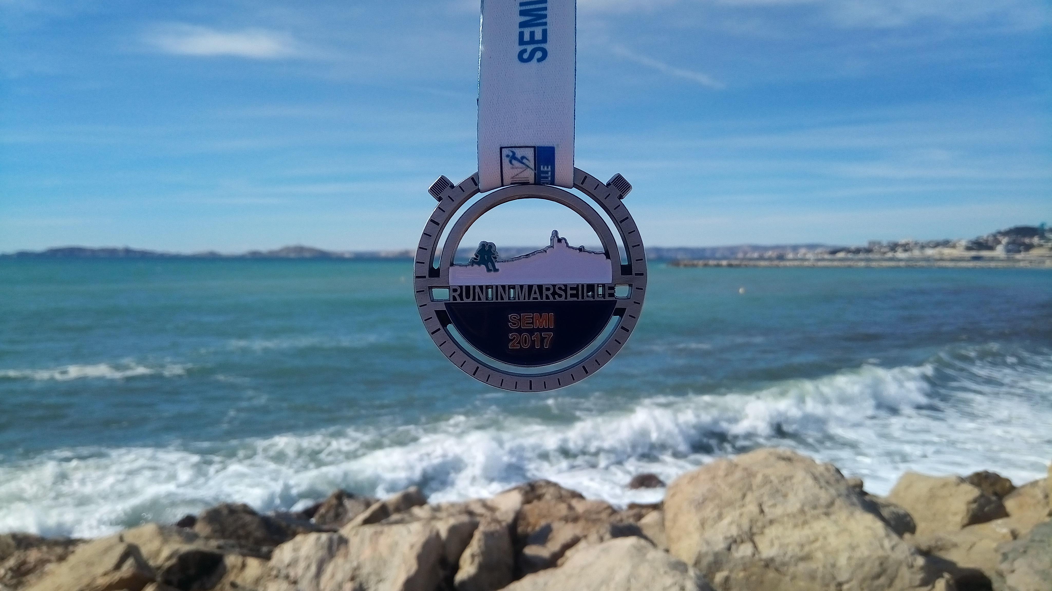 Histoire d'une course #15 : le Run In Marseille du Bouquetin