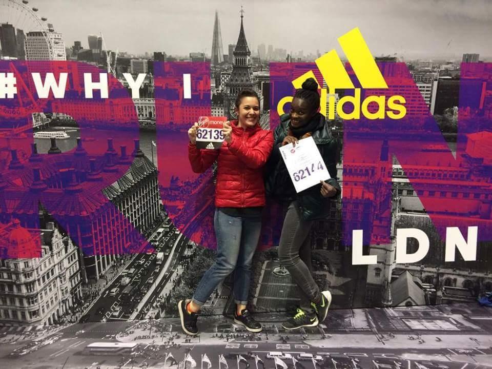 Histoire d'une course #16 : Le Marathon de Londres 2017, par Poney Fou